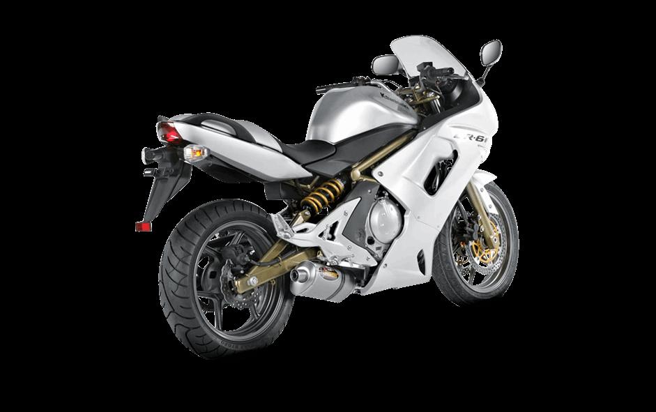 Kawasaki Ninja 650 Akrapovic Exhaust Titanium