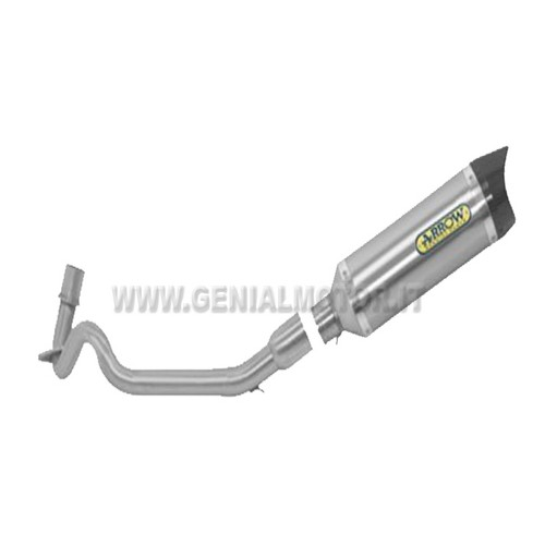 Full Exhaust Arrow Thunder Titanium Aprilia Sr 125 Motard 2012 > 2016