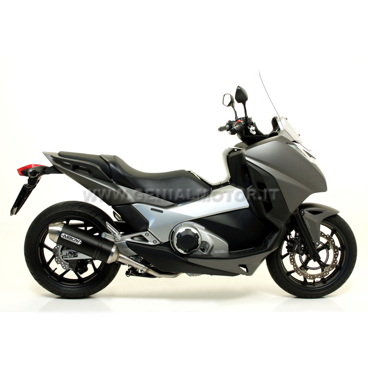 honda integra 750 dct 2014 2017 exhaust racing link. Black Bedroom Furniture Sets. Home Design Ideas