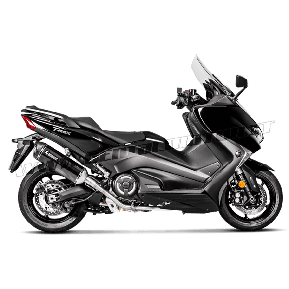 S Y5r5 Rc Full System Exhaust Carbon Akrapovic Racing Line Yamaha T Max 530 2017 2019