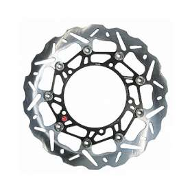 WK001R Brake Disc Front Right Braking SK2 for APRILIA AF1 FUTURA 1990 > 1992