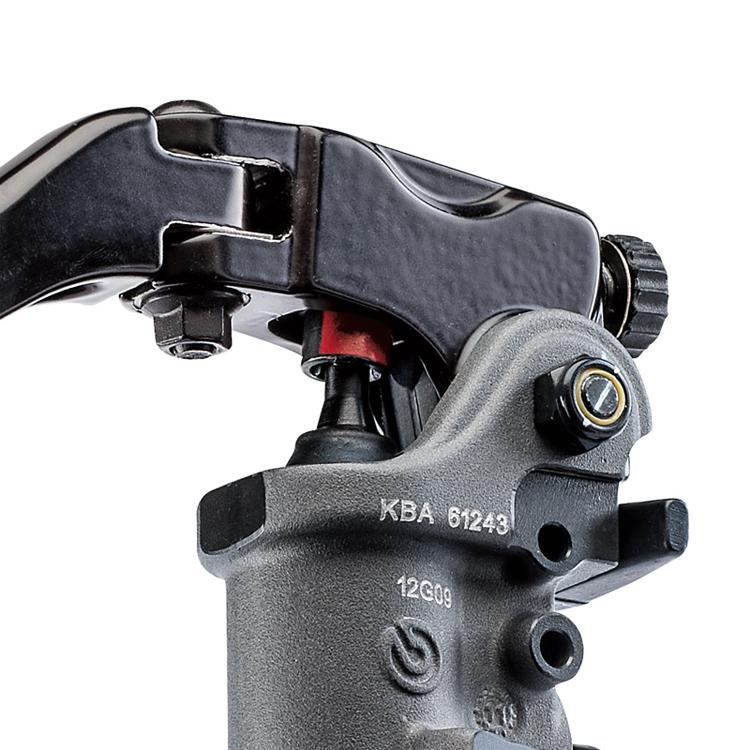 Brembo Radial Brake Master Cylinder 19 Rcs Double Disc Motorbike Wheelbase 19x18