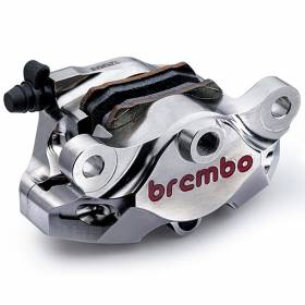 Pinza Posteriore Freno Brembo Racing P2 34 CNC SSport past staffa Honda Nickel
