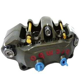 Calipers Rear Break Brembo Racing P4 30/34 Interaxle 64 Mm Without Pad