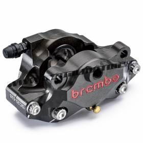 Hinterbremsezange Brembo Racing P2-30 Achsabstand 64 mm Ohne Bremsbelag
