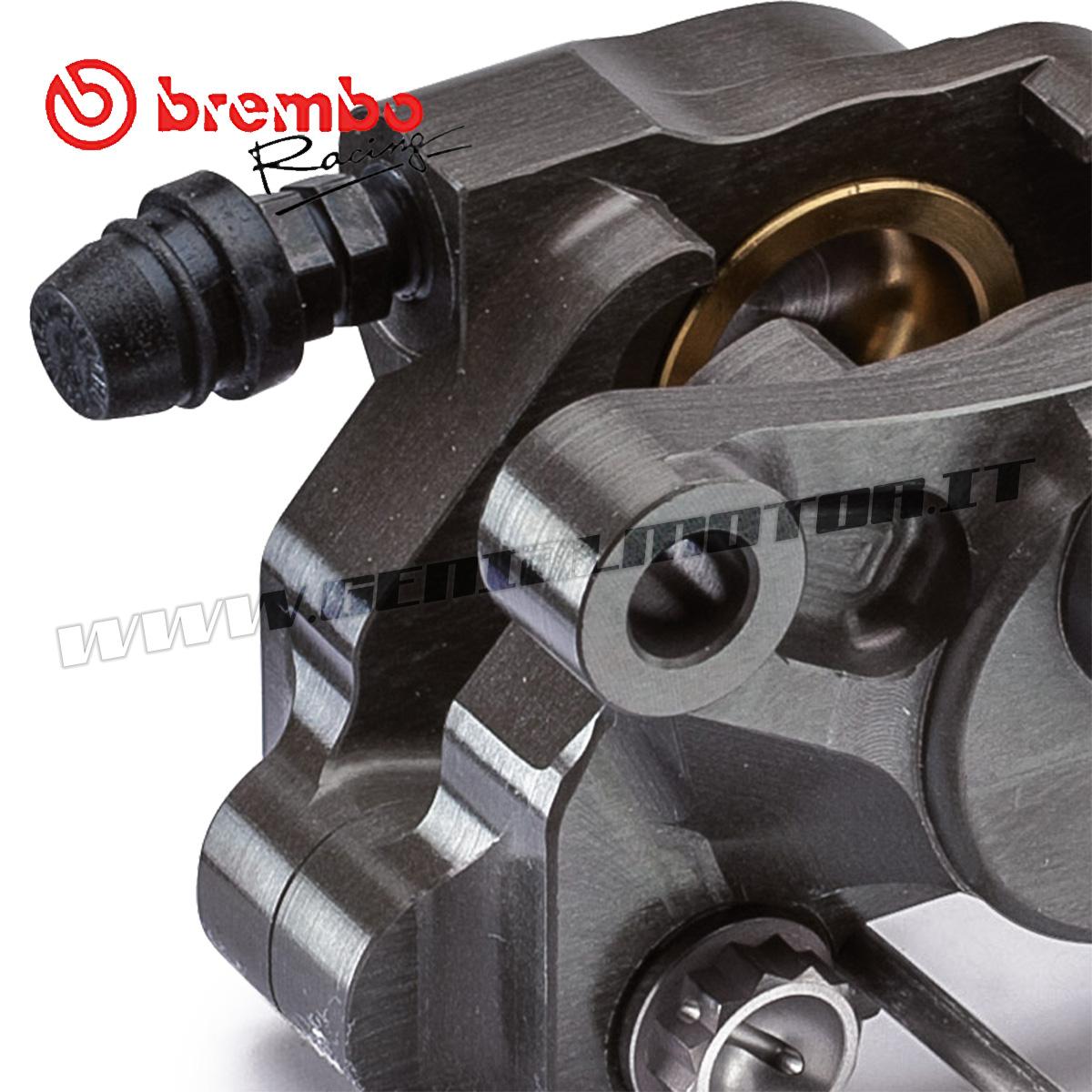 XA80810 Calipers Rear Break Brembo Racing P2 24 Without Pad