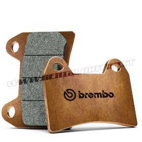 Single Pad Break Racing Brembo Z03 Endurance Caliper Monobloc Brembo P4 30 34