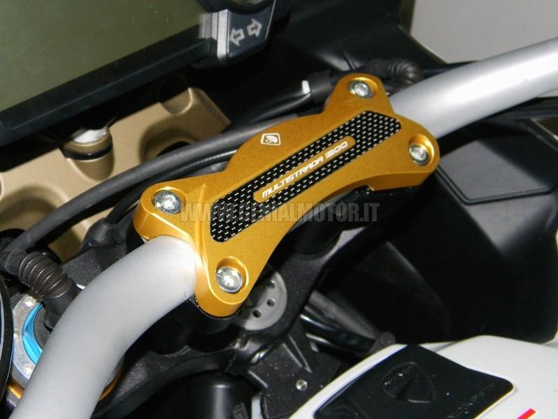 BM01B Ducabike Bm01b Blocco Manubrio Mts 1200 Oro