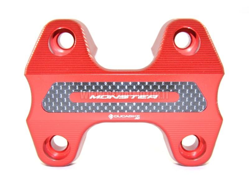 BM05A Ducabike Bm05a Blocco Manubrio M821 Rosso