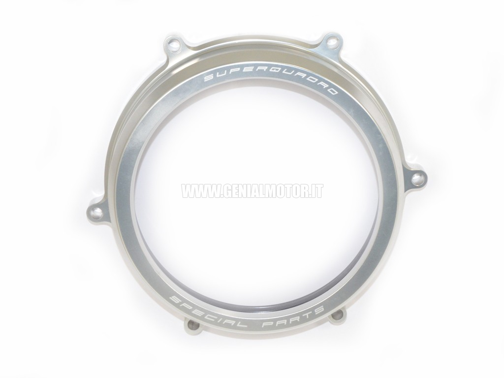 CC119901E Ducabike Cc119901e Coperchio Frizione 1199 Panigale Silver