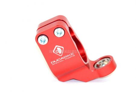 Ducabike Cos01a Collare Ohlins Sterzo Rosso