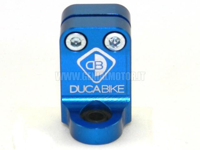 Ducabike Cos02c Collare Ohlins Sterzo Blu