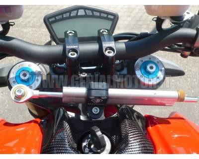 Ducabike Cos02d Collare Ohlins Sterzo Nero
