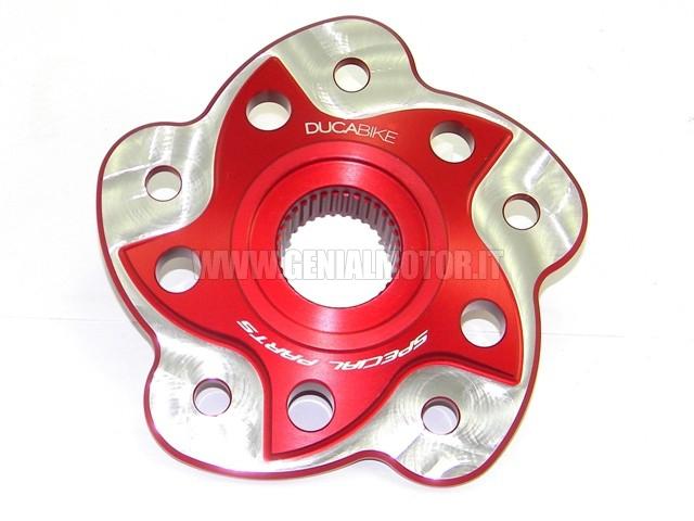 Ducabike Pc5f02a Porta Corona Rosso