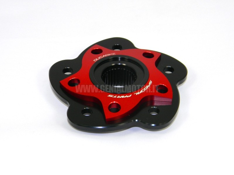 PC5F04848A Ducabike Pc5f04848a Porta Corona Rosso