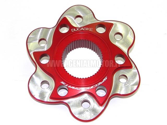 PC6F01A Ducabike Pc6f01a Porta Corona Rosso