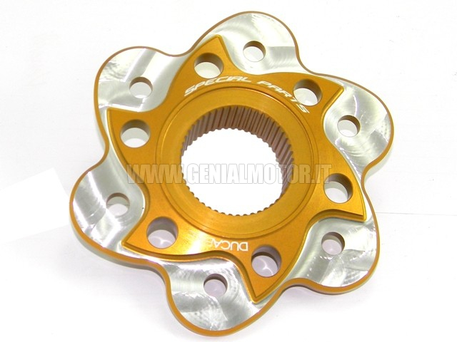 Ducabike Pc6f01b Porta Corona Oro