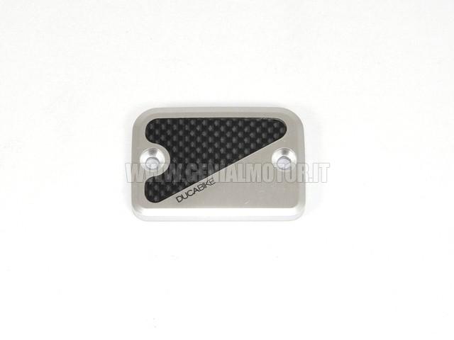 TLS08E Ducabike Tls08e Tappo Serbatoio Liquido Freno Silver