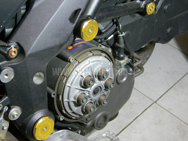 TTMTS1200B Ducabike Ttmts1200b Tappi Telaio Mts1200 Oro