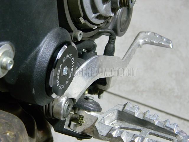 TTMTS1200D Ducabike Ttmts1200d Tappi Telaio Mts1200 Nero