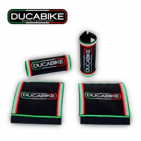 Pair of Knobs Protectors 2 Pieces PMA01 Ducabike Ducati Panigale V2 2020 > 2021