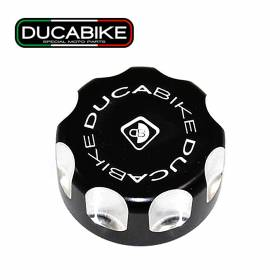 Tapa d tanque expansión Agua Negro Ducabike Ducati Panigale V2 2020 > 2021