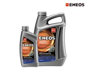 ENEOS Synthetic Engine Oil 4T Eneos Max Performance 10W40 4 liters