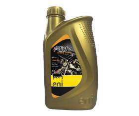 ENI Engine oil 4T Tech synthetic I-RIDE MOTO 10W 30 1 liter