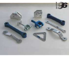Faster96 tail riser kit +20mm for YAMAHA YZF R125 ABS 2014 > 2020