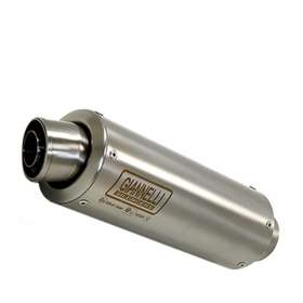 Exhaust Muffler Giannelli Stainless Steel X-Pro Yamaha MT-10 2016 > 2019