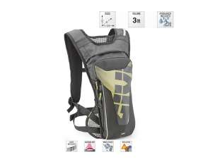 Givi Backpack With Integrated Water Bag 3Lt Grt719
