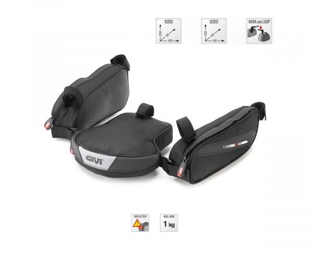 XS315 Givi Tool Bags Bmw R 1200 Gs 2013 > 2018 1250 Gs 2019 > 2020