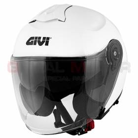 Givi Helmet Man Jet Planet Jet White HX22BB910