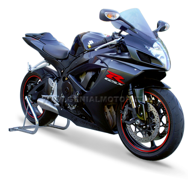 suzuki gsxr 750 2007 exhaust hp corse hydroform ebay. Black Bedroom Furniture Sets. Home Design Ideas