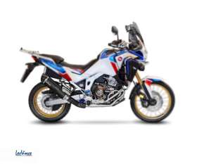 Manifold group Exhausts stainless steel Leovince RACING CRF 1100 L AFRICA TWIN/ADVENTURE SPORT/DCT 2020 > 2021