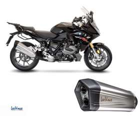 Exhausts Leovince homologated LV-12 stainless steel BMW R 1250 R/RS 2019 > 2021