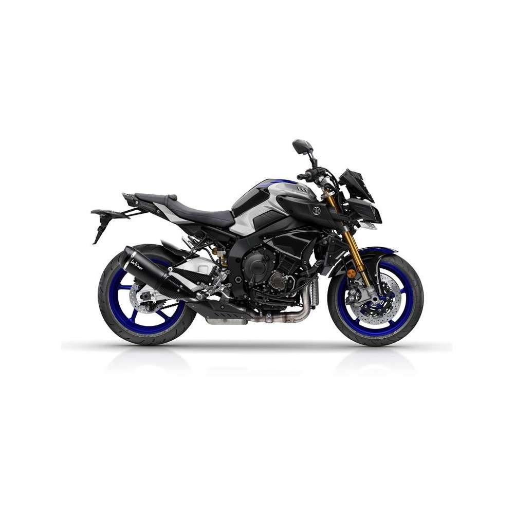 14163S Pot D'Echappement Factory S Carbone Yamaha Mt 10 Sp 2017 > 2021