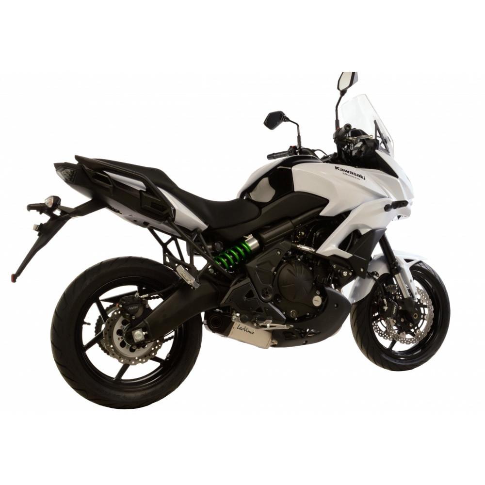 8579 Echappement Complete Leovince Underbody Acier Kawasaki Versys 650 2015 > 2016