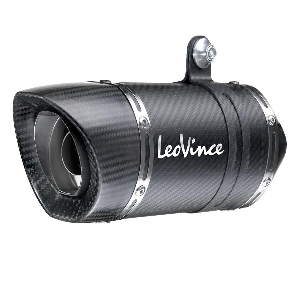 14125E Pot D'Echappement Lv Pro Carbone Yamaha Yzf R25 2014 > 2021
