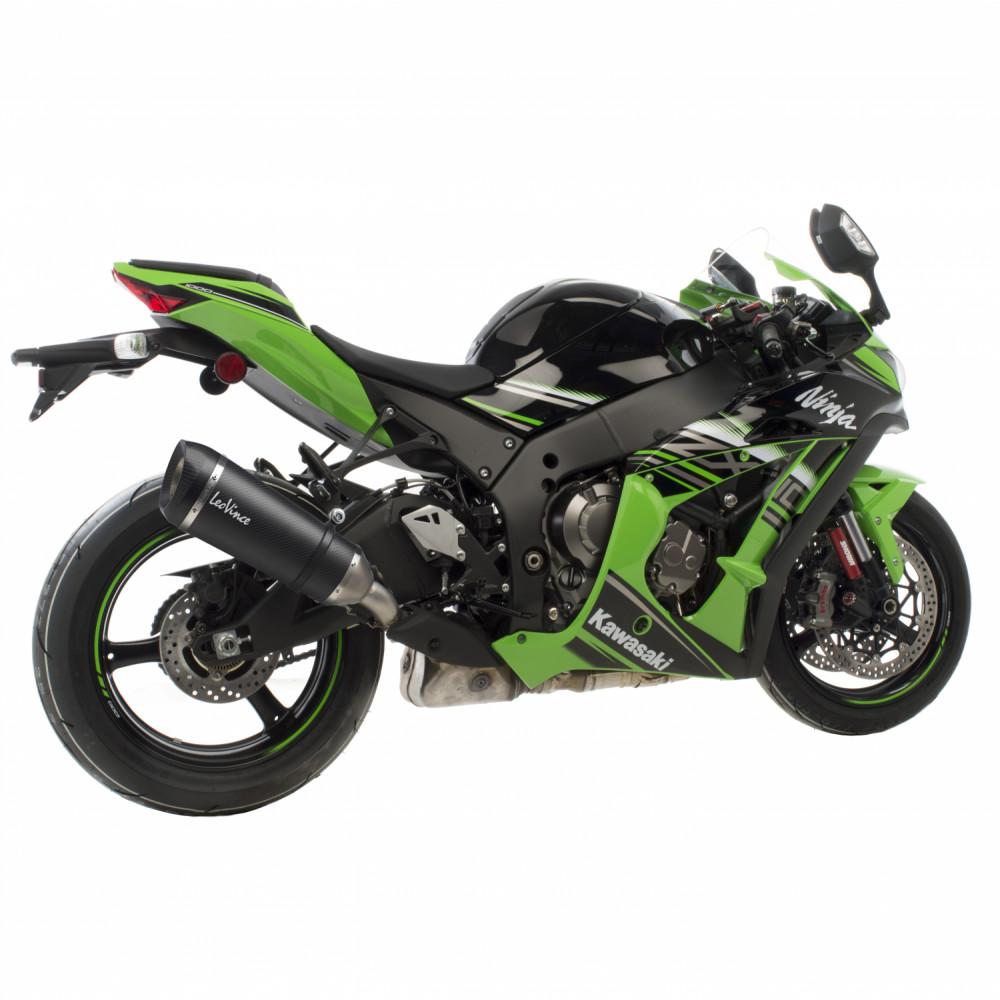 14143S Pot D'Echappement Factory S Carbone Kawasaki Zx 10Rr Ninja 2017 > 2020