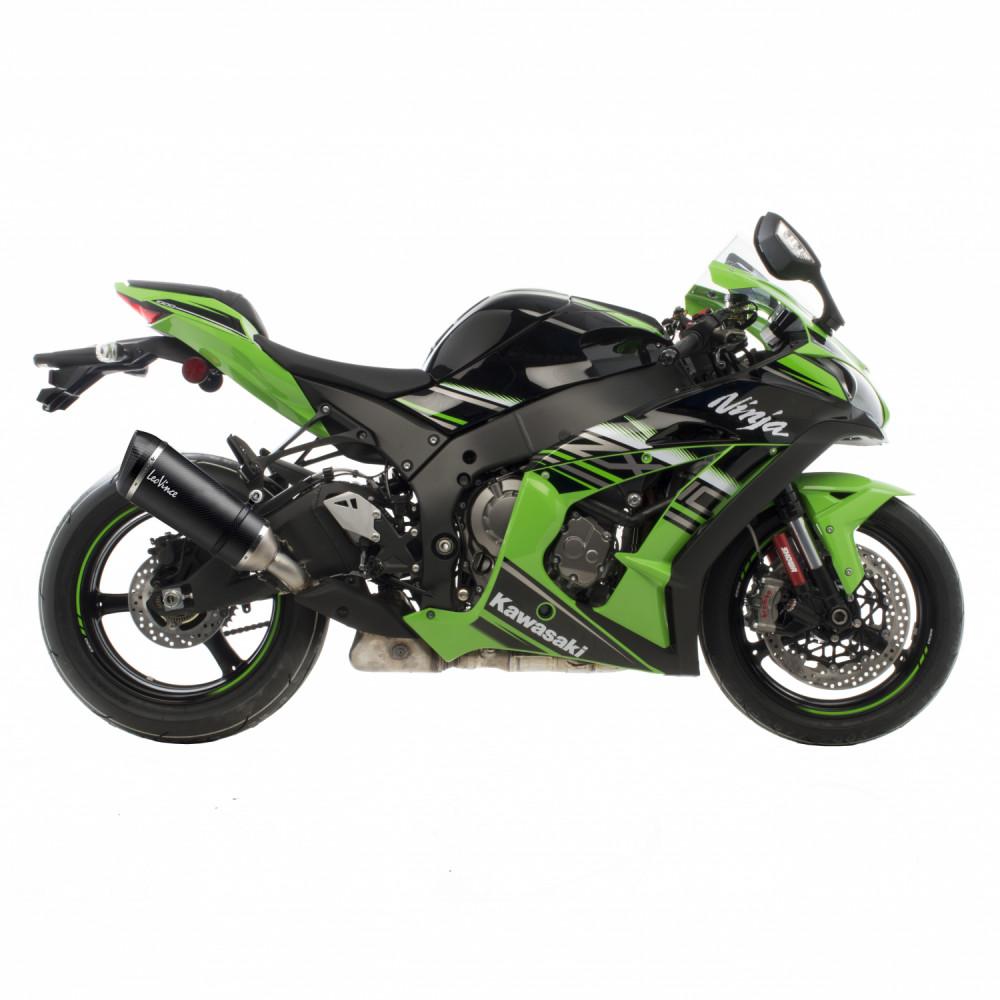 14143S Pot D'Echappement Factory S Carbone Kawasaki Zx 10R Ninja 2016 > 2020