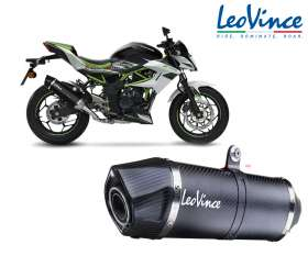 Exhaust Leovince LV ONE EVO CARBON approved KAWASAKI Z 125 2019 > 2020 14294E