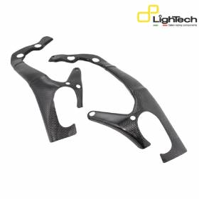 LIGHTECH Carbon Frame Protector CARS6550 Suzuki GSX-R 1000 R 2017 > 2019