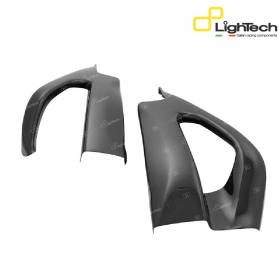 LIGHTECH Carbon Swingarm Protectors CARS6560 Suzuki GSX-R 1000 R 2017 > 2019