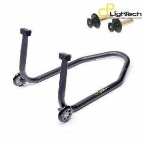 LIGHTECH Rear Stand with Rollers RSF037R Aprilia RSV4 2009 > 2020