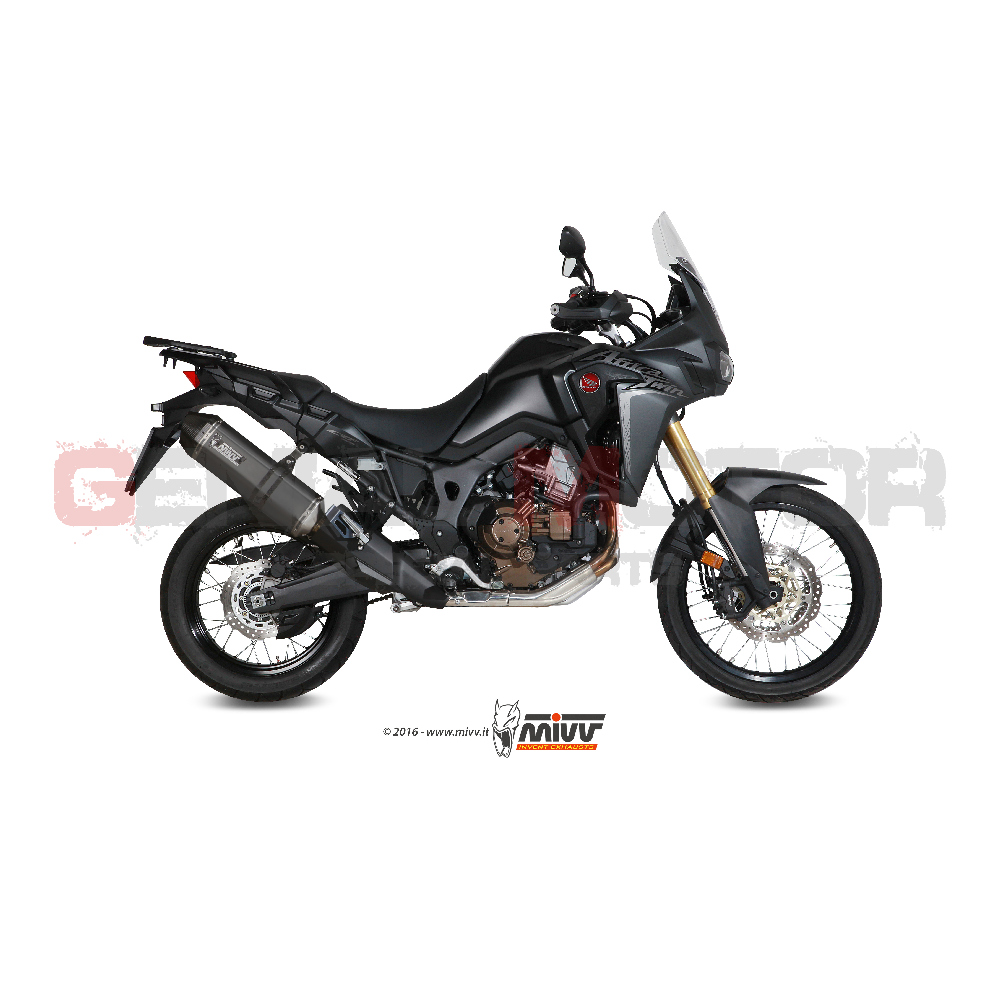 Black Rear Steel Sprocket 42 Teeth Honda CRF1000 Africa Twin 2016-2018