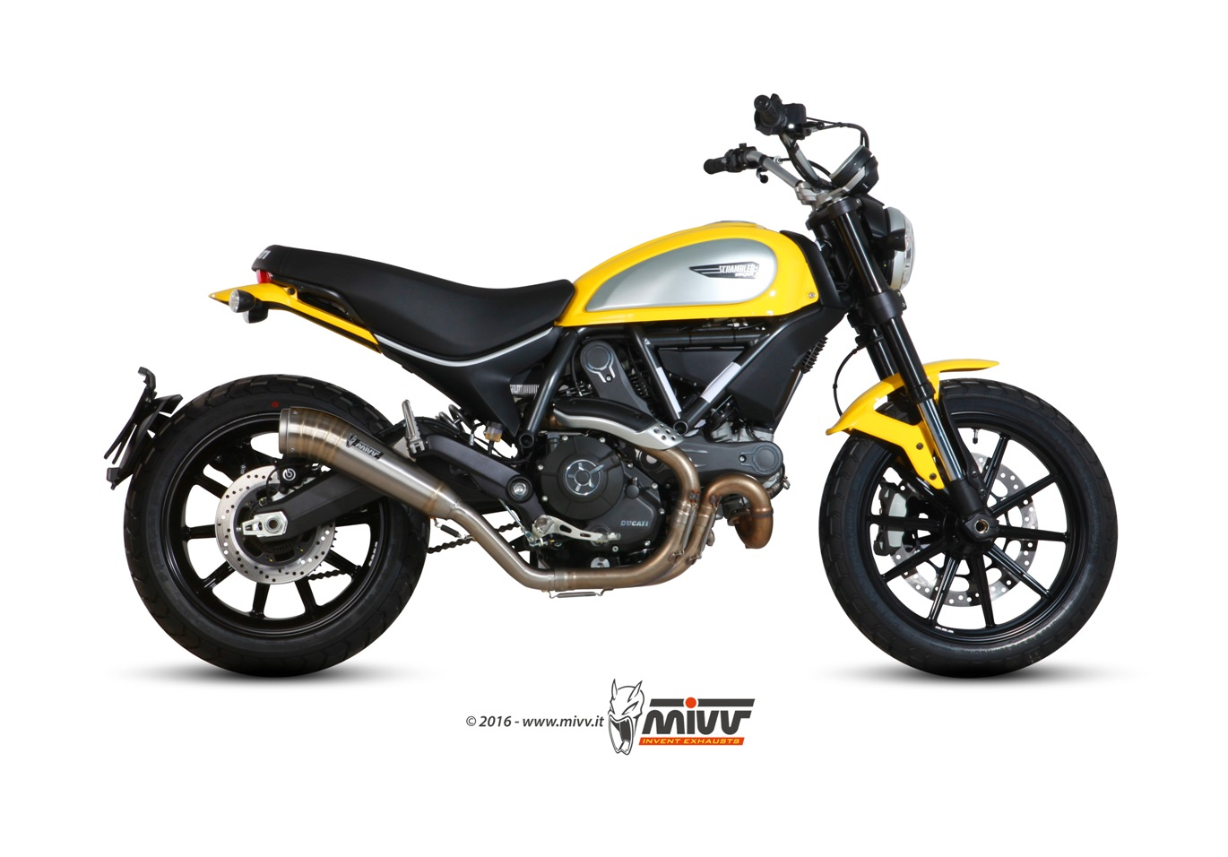 ducati scrambler 800 2016 16 slip on auspuff mivv. Black Bedroom Furniture Sets. Home Design Ideas