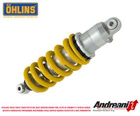 Buell L1 / X1 lighting 1999 > 2002 Ohlins Ammortizzatore S46DR1Ltr AG1806