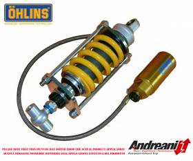 Buell L1 / X1 lighting 1999 > 2002 Ohlins Shock Absorber S46HR1C1Ltr AG629