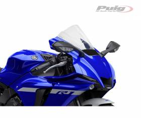 PUIG WINDSHIELD TRANSPARENT 3826W YAMAHA YZF-R1/R1M 1000 2020